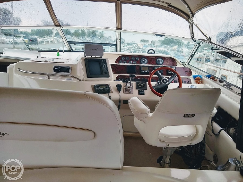 1996 Sea Ray boat for sale, model of the boat is 450 Sundancer & Image # 10 of 40