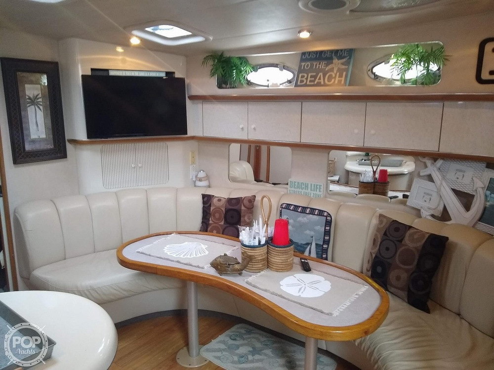 1996 Sea Ray boat for sale, model of the boat is 450 Sundancer & Image # 11 of 40
