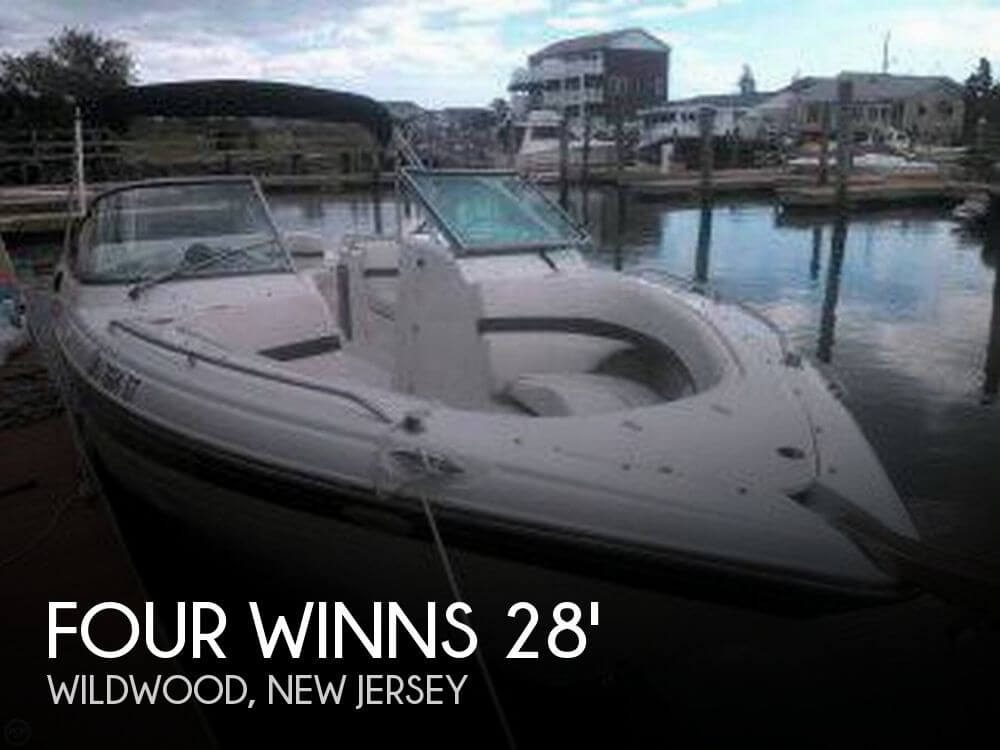 Used Four Winns 28 Boats For Sale by owner | 2001 Four Winns 28