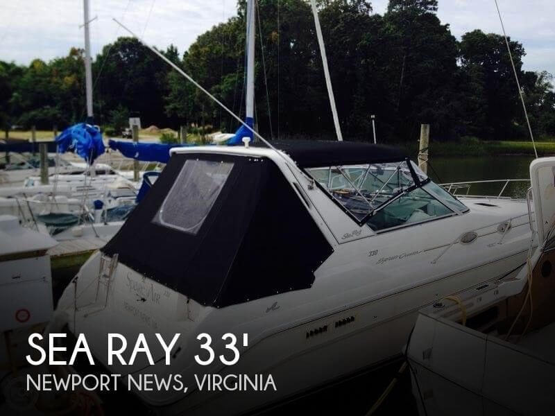 1994 Sea Ray 33 - Photo #1