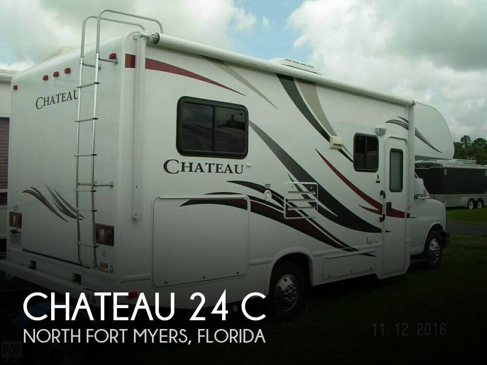 2013 Thor Motor Coach Chateau 24 C For Sale