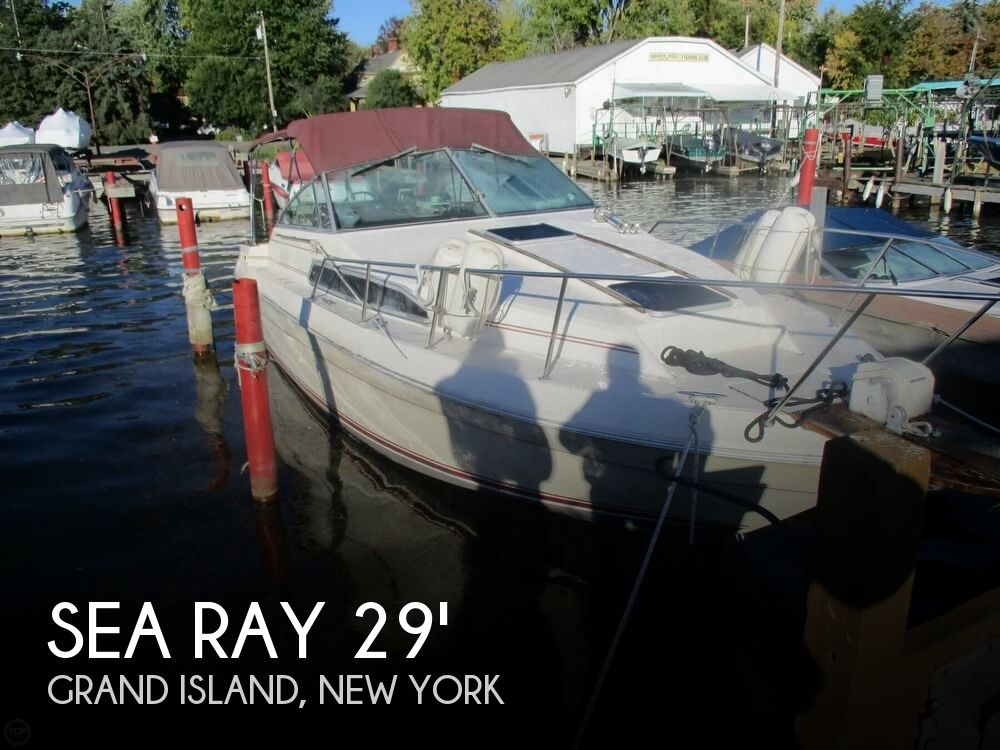 1985 Sea Ray boat for sale, model of the boat is 270 Sundancer & Image # 1 of 42