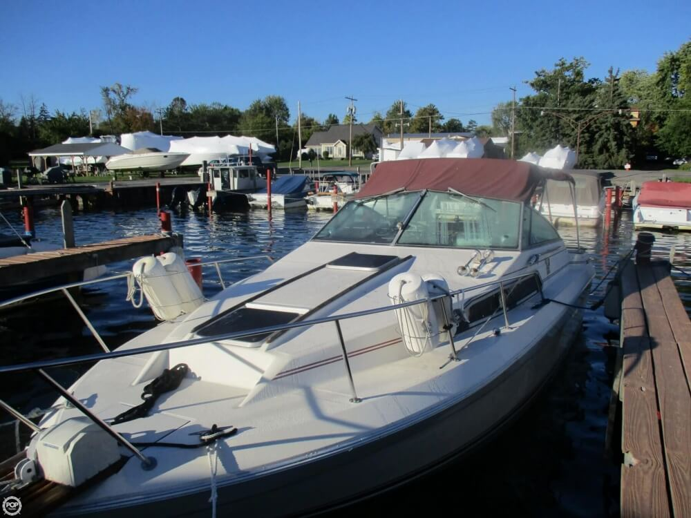 1985 Sea Ray boat for sale, model of the boat is 270 Sundancer & Image # 40 of 42