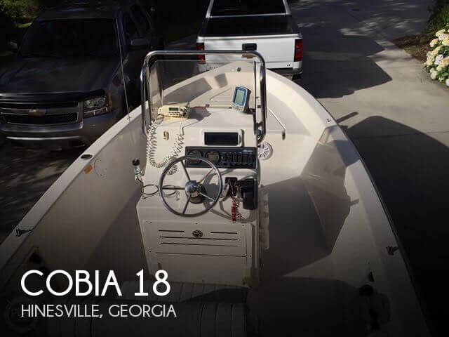 Used Cobia Boats For Sale in Georgia by owner | 2007 Cobia 18