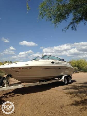 2008 Sea Ray boat for sale, model of the boat is 26 & Image # 2 of 10