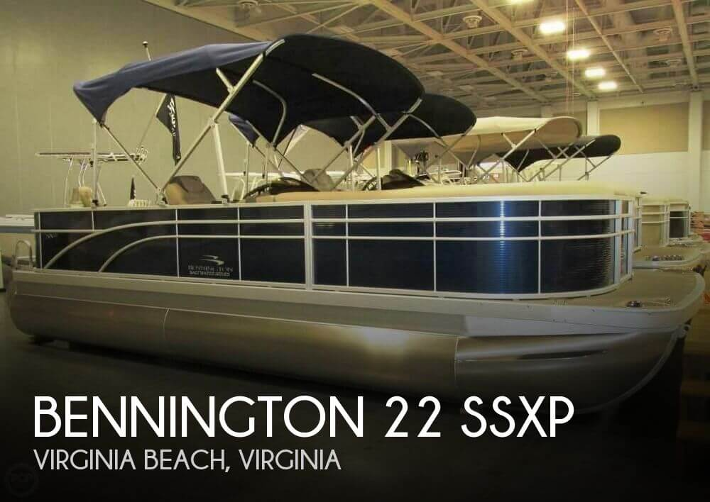 2016 BENNINGTON 22 SSXP for sale