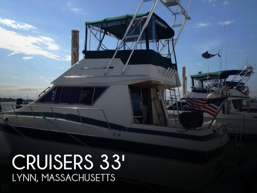 1984 Cruisers 33 - Photo #1