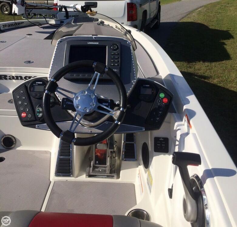 2015 Ranger Boats 20 - Photo #3