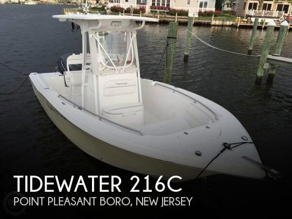2010 TIDEWATER 216C for sale