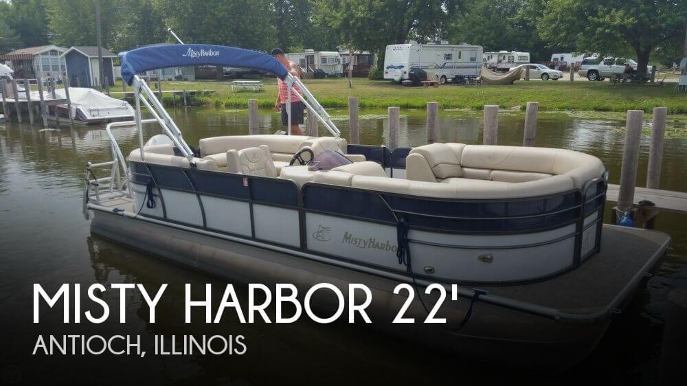 2016 MISTY HARBOR 2285 CU BISCAYNE BAY for sale
