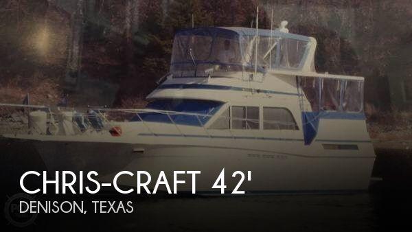 1985 Chris-Craft 42 - Photo #1