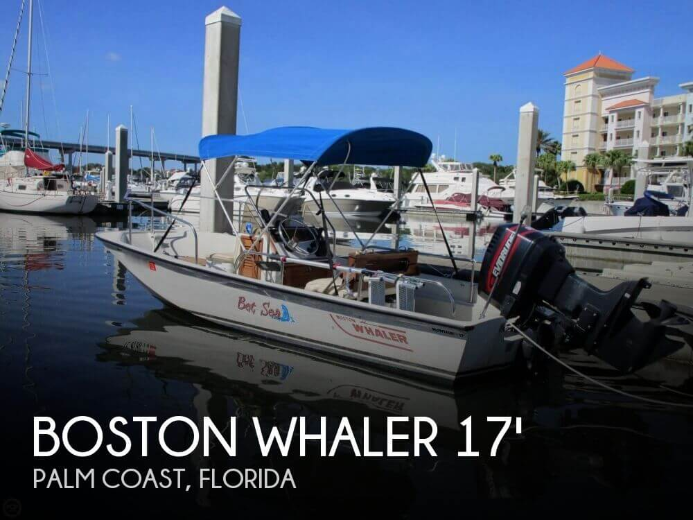 1981 Boston Whaler 16 - Photo #1