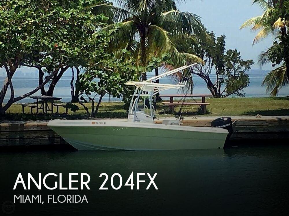 2006 Angler 20 - Photo #1