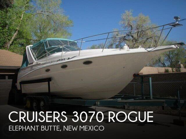 Used Boats For Sale in New Mexico by owner | 1994 Cruisers Yachts 36