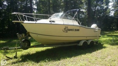 Sea Boss 24 Walkaround, 24', for sale - $21,200