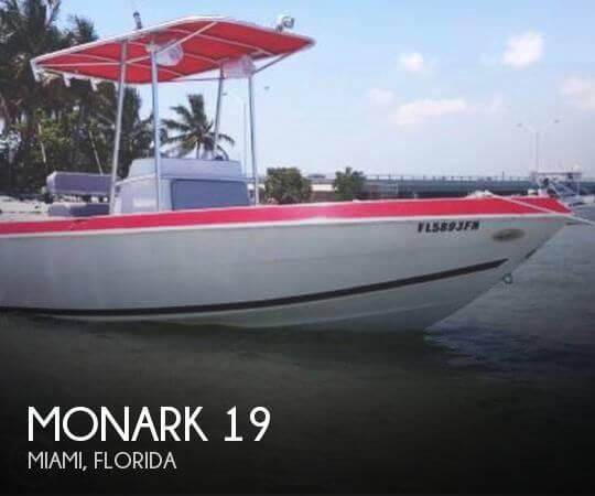 1987 MonArk 19 - Photo #1