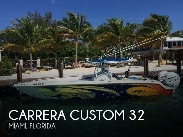 2004 Carrera Custom 32 - Photo #1