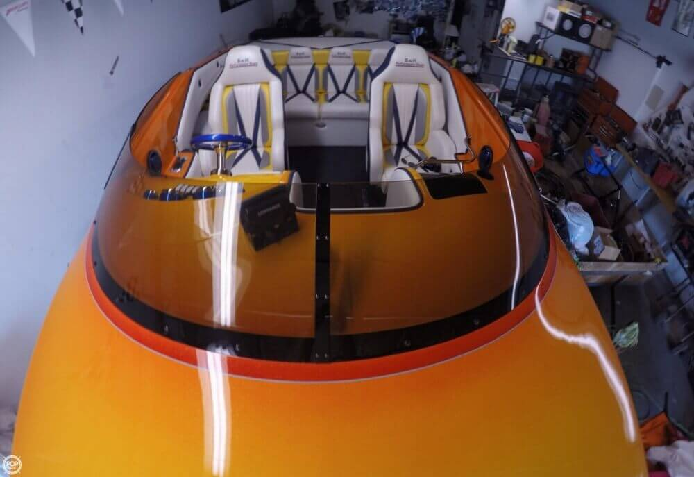 2012 B & H Performance boat for sale, model of the boat is Water Rod 300 & Image # 10 of 40