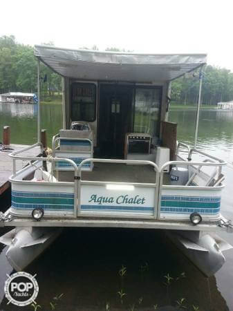 Leisure Kraft 30 House Boat, 30', for sale - $17,000