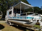 1997 Leisure Kraft 30 House Boat - #1