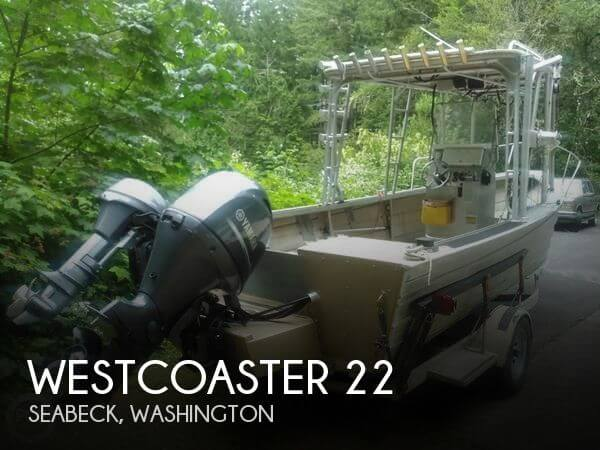 Used Fishing boats For Sale in Washington by owner | 1986 Westcoaster 22