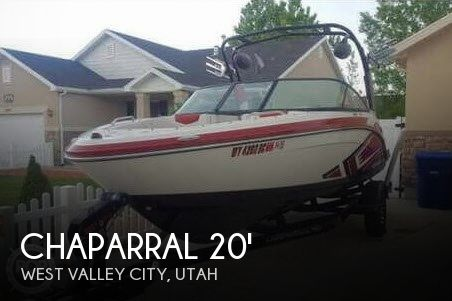 2015 CHAPARRAL 203 VORTEX VRX for sale