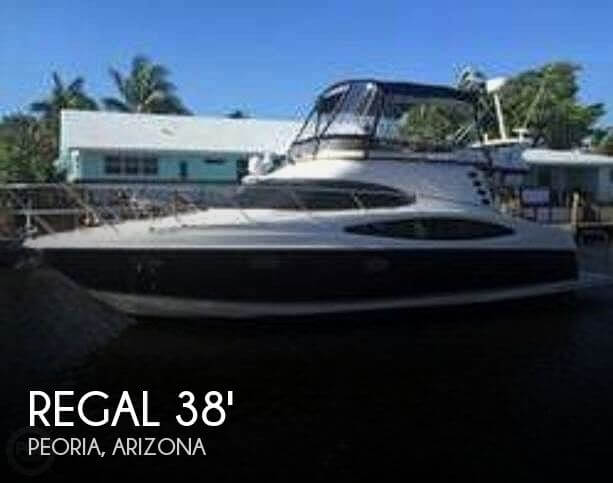 Used Regal Boats For Sale by owner | 2006 Regal 36