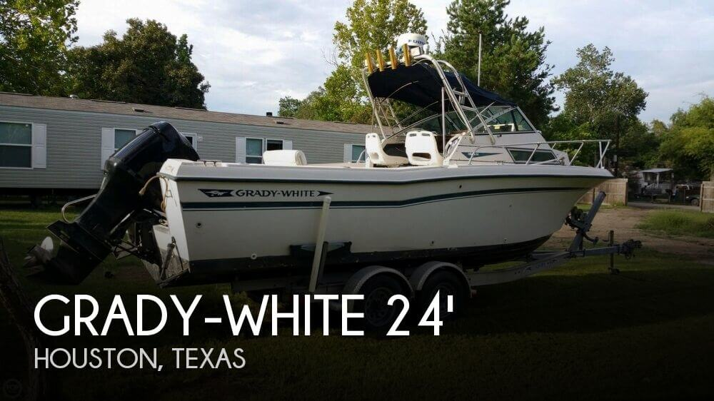 Grady white 240 offshore for sale in houston tx for for Stock fish for sale texas