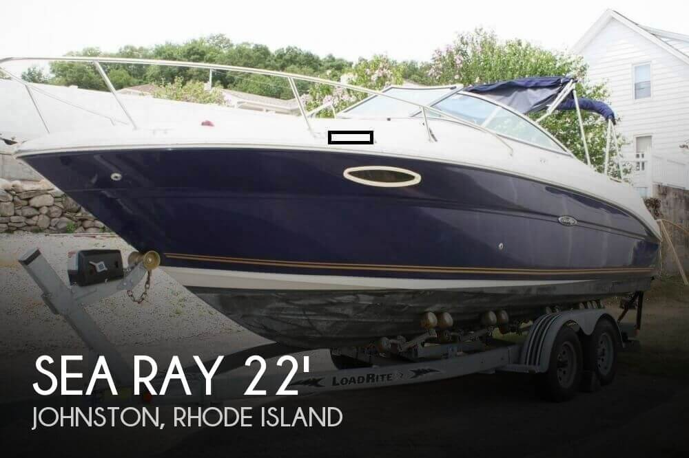 For Sale: Used 2006 Sea Ray 215 Weekender In Johnston ...