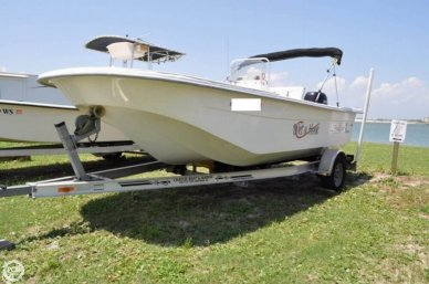Carolina Skiff 198 DLV, 19', for sale - $17,000