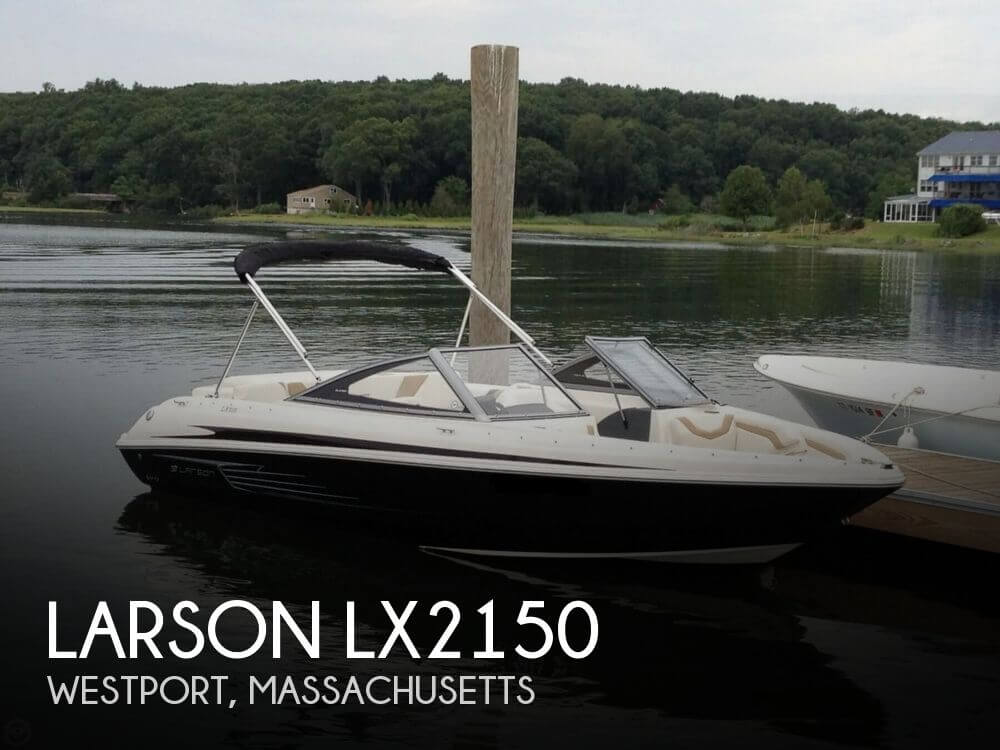 21 Foot Larson 21 21 Foot Larson Motor Boat In Westport