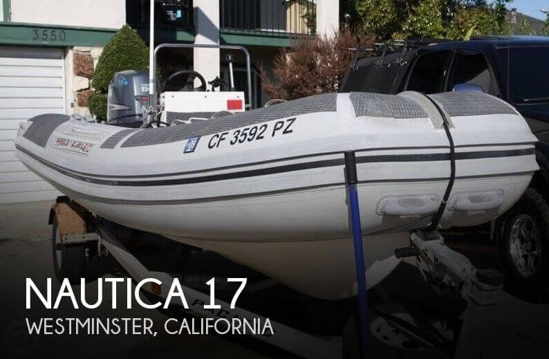 Used Nautica Boats For Sale by owner | 2001 Nautica 17