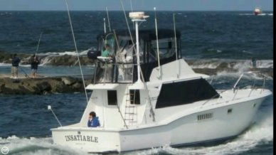 Hatteras 38 Convertible, 38', for sale - $44,500