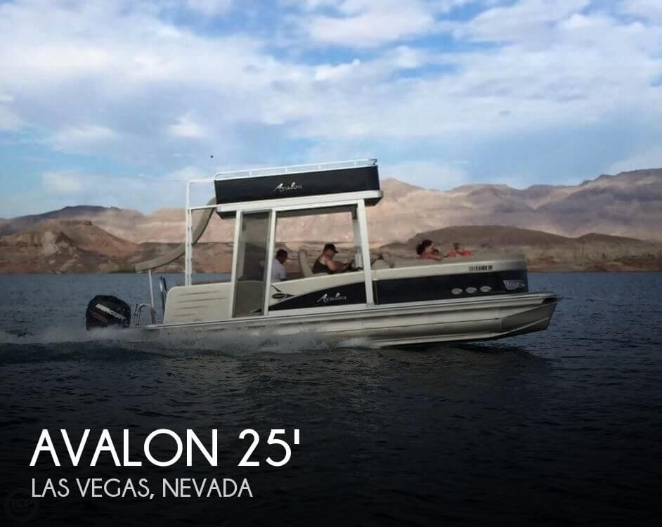 Used Avalon Pontoon Boats For Sale by owner | 2015 Avalon 25