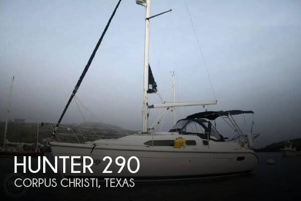Used Hunter Sailboats For Sale in Texas by owner | 2001 Hunter 290