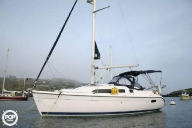 Hunter 290, 28', for sale - $32,500