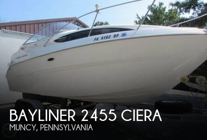 Used Bayliner 24 Boats For Sale by owner | 2000 Bayliner 24