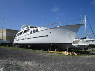 Custom 105 Motoryacht, 105', for sale - $299,999