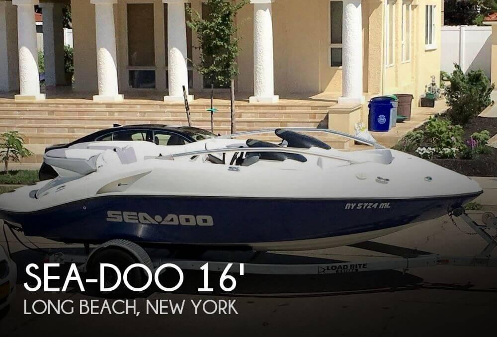 2006 Sea-Doo 16 - Photo #1