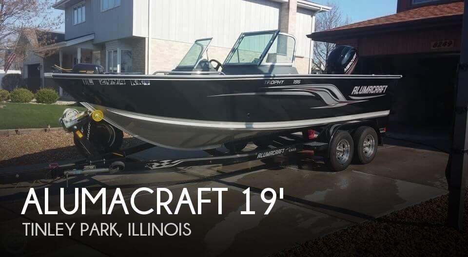 2013 ALUMACRAFT TROPHY 195 for sale