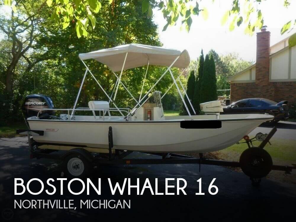 1973 Boston Whaler 16 - Photo #1