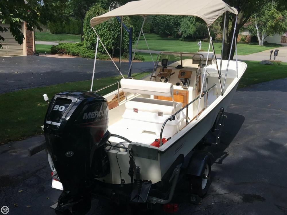 Used 1973 Boston Whaler 16 Montauk For Sale