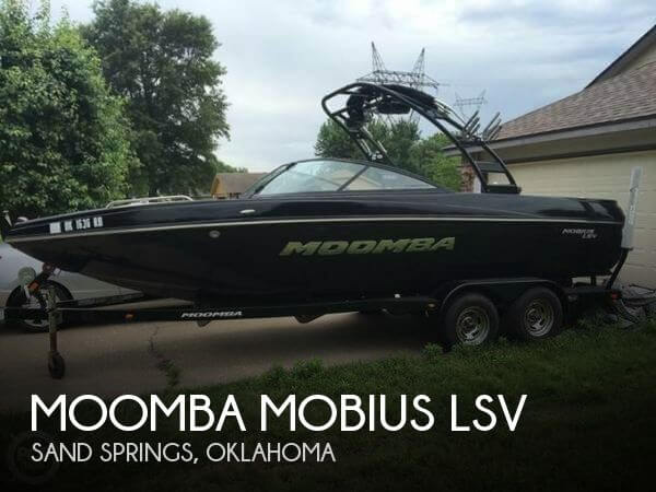 Used Boats For Sale in Tulsa, Oklahoma by owner | 2013 Moomba 21