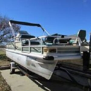 Voyager 21 Fish N Cruise, 21', for sale - $16,499