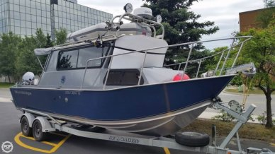 Wooldridge 23 SS Pilot House, 24', for sale - $121,200