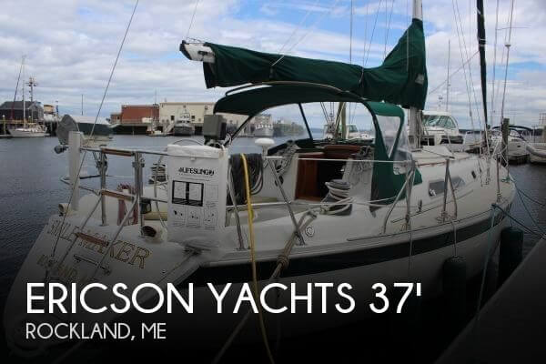 Used Ericson Boats For Sale by owner | 1987 Ericson Yachts 37