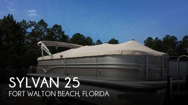 Used Sylvan Pontoon Boats For Sale by owner | 2014 Sylvan 25