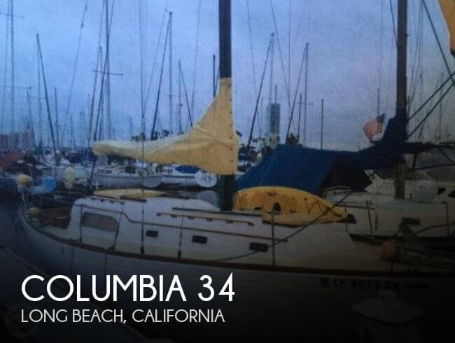Used Columbia Boats For Sale by owner | 1966 Columbia 34