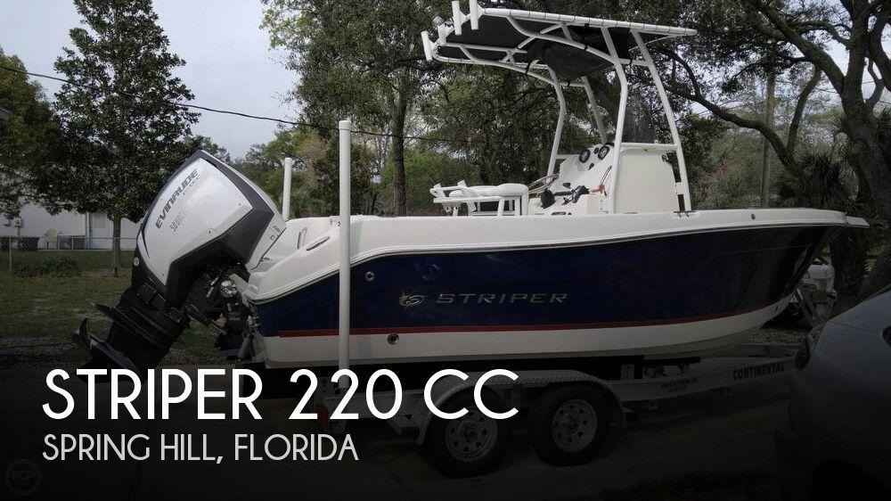 2014 STRIPER 220 CC for sale