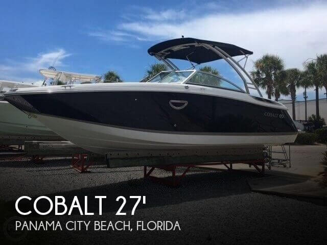 2012 COBALT 26 SPORT DECK for sale